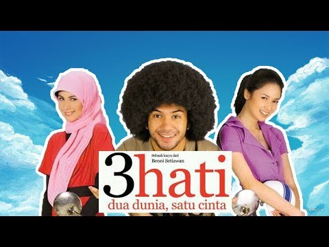 3 Hati 2 Dunia 1 Cinta Trailer