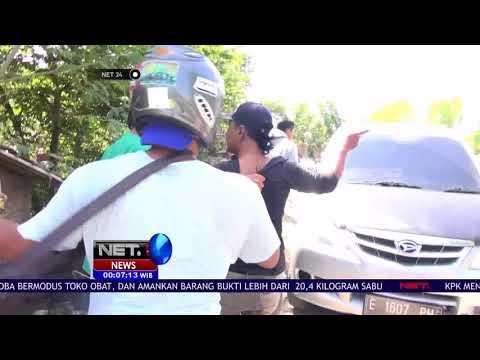 Aksi Penangkapan Pengedar Sabu Di Indramayu - NET24