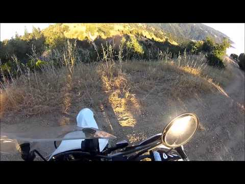 DR650 Big Sur Dual Sport Adventure Part 1