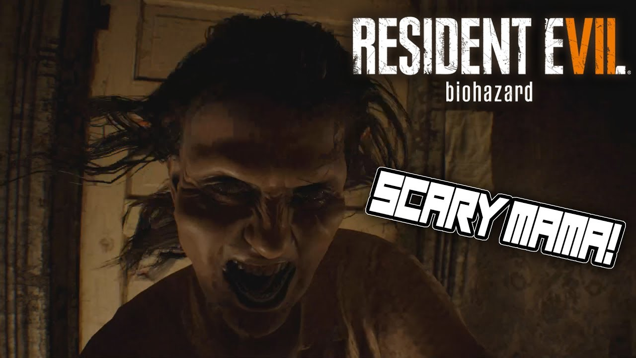 The Game Gets SCARIER! Let's Play Resident Evil 7 Biohazard [10]