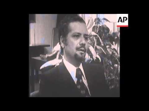 Saudi Petroleum Minister Speech Regarding Oil Crisis in 70s