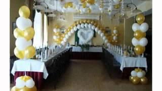 Свадьба Украшение Шарами