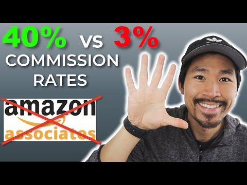 Top 5 Alternatives to Amazon Affiliate Marketing! (2020)