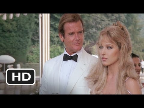 A View To a Kill Movie CLIP - Buying or Selling (1985) HD