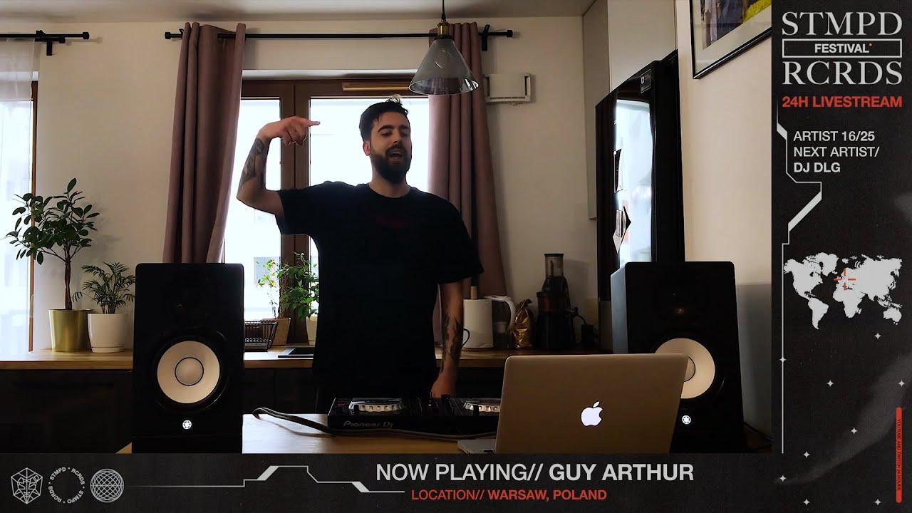 Download GUY ARTHUR LIVE @ STMPD RCRDS FESTIVAL