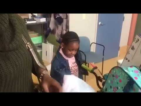 Child from Nigeria welcomed home to Buffalo