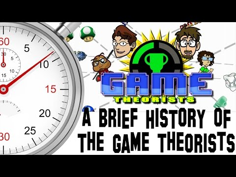 A Brief History Of The Game Theorists