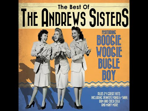 1 Hour of Boogie Woogie Bugle Boy by The Andrews Sisters