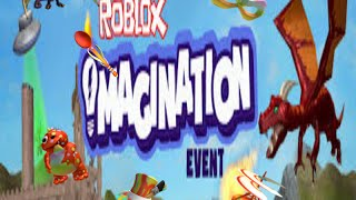 How to Unlock all Roblox Imagination Event Prizes Ended