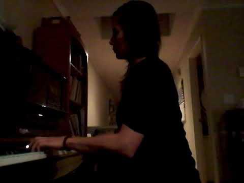 Philip Glass Etude No. 6 - Piano