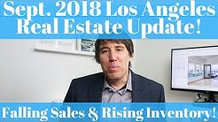 September 2018 Real Estate Market Update - Los Angeles & South Bay