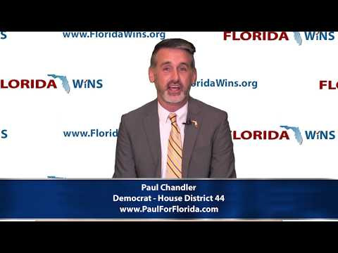 Florida Wins Candidate Interview- 2017 Special Election- Paul Chandler