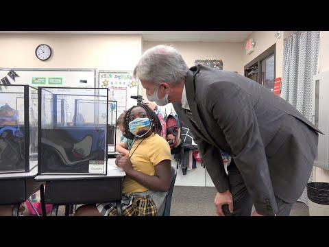 Dr. Asplen: On the Move   Laurel Nokomis School