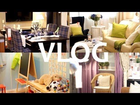 видео: ВЛОГ. Поездка в ИКЕА (из Перми в Екатеринбург) и обратно. Покупки для дома в ИКЕА #икеа