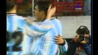 1998 (May 25) Argentina 2-South Africa 0 (Friendly).avi