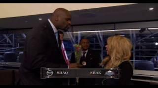 Shakira Spoils Shaqs valentines!!