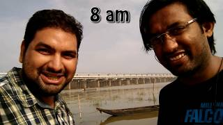 Naraj Dam, Cuttack | Breakfast Ride | 29 Oct 2017 | Apache RTR 200 | Social message | Motovlog