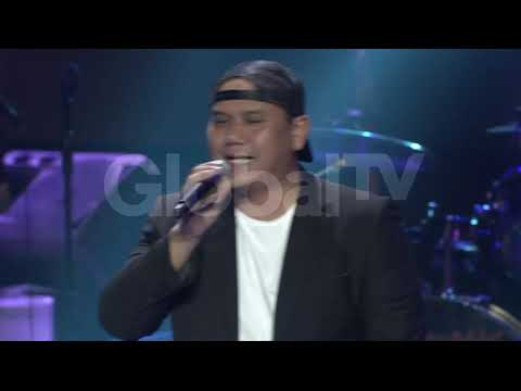 Denada ft Fadly - Kampungan I Allchestra SLANK KISS YOU GlobalTV 2017