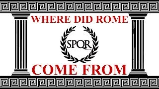 Where Did Rome Come From? - Roman Mythology