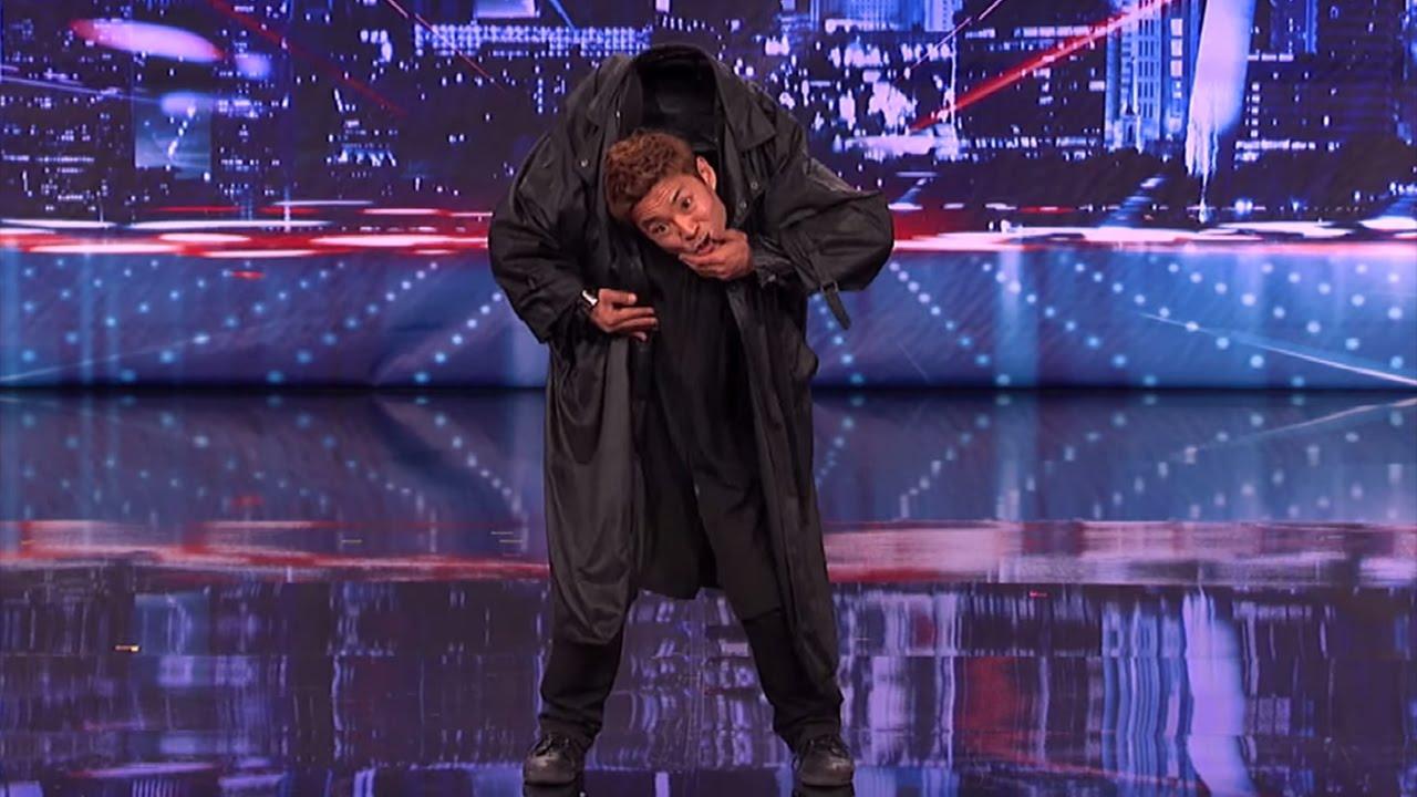 Kenichi Ebina Performs an Epic Matrix- Style Martial Arts ...