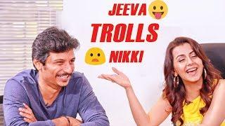 Jeeva & Nikki Comedy Chemistry | fun Unlimited | Kee