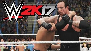 WWE 2K17 - THIEF!!!  [Triple Threat Match] - Playstation 4