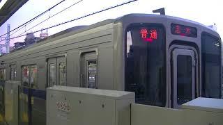 東武東上線31407F+31607F 普通志木行 和光市発車