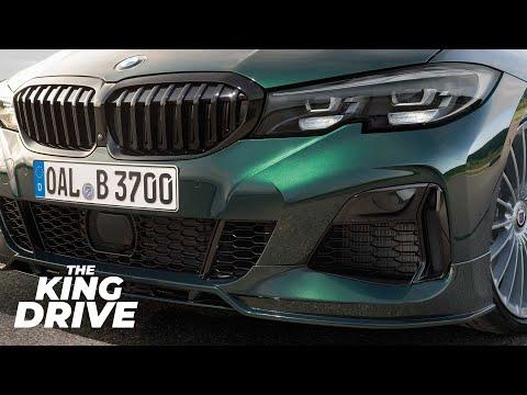 Alpina B3 Touring 2020 - заряженный универсал родом из Баварии, новый Land Rover Defender 2020