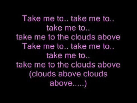 LMC vs U2 - Take me to the clouds above