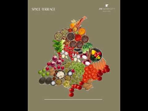 #FourHands Collaboration At Spice Terrace, #JWMarriottBlr
