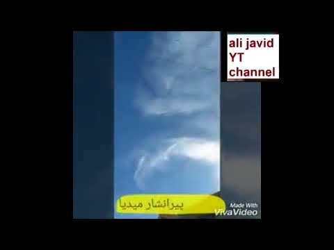 Iran Jets Flying Over Border With Iraqi Kurdistan Border Sep 2017 جنگنده های ایران اقلیم کُردستان