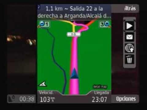 GPS Garmin Mobile XT