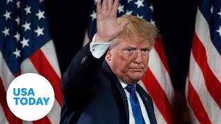 President Trump launches black voters coalition in Atlanta | USA TODAY