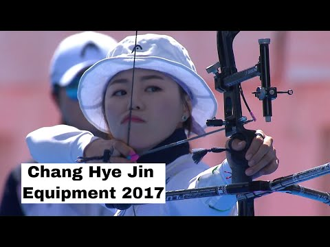 Chang Hye Jin Equipment 2017