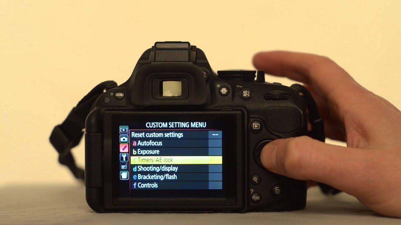 Nikon d5200 kennenlernen
