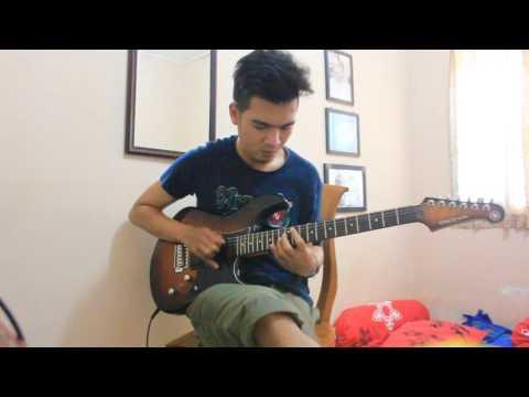 TOP 30 Kiesel Guitars Solo Contest  - Akbar Ajie #kieselsolocontest