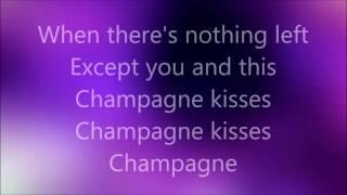 Jessie Ware - Champagne Kisses (Lyrics)
