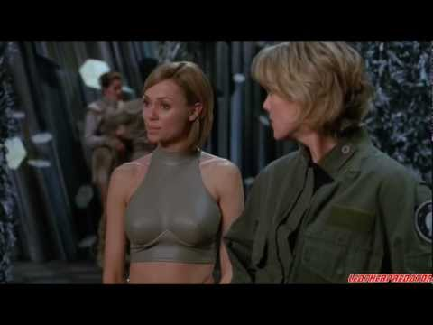 Stargate SG-1, Atlantis, Universe (TV-series 1997-2011) - Leather Compilation HD 720p