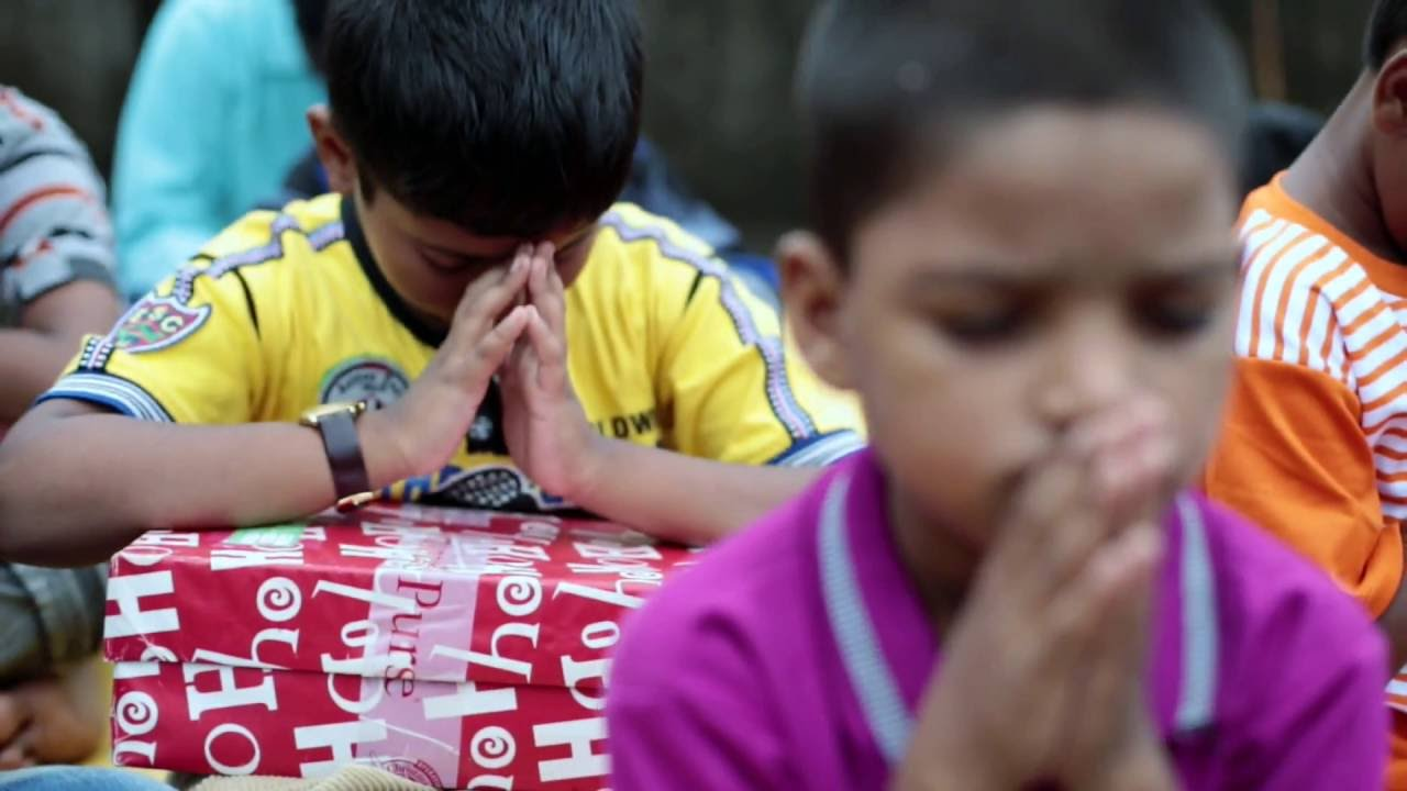 Operation Christmas Child - Importance of Prayer - YouTube
