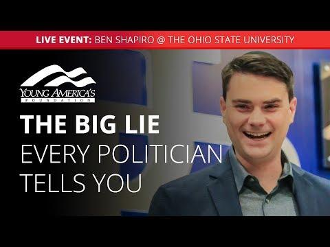Ben Shapiro LIVE at The Ohio State University