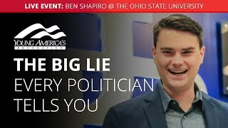 Ben Shapiro LIVE at The Ohio State University