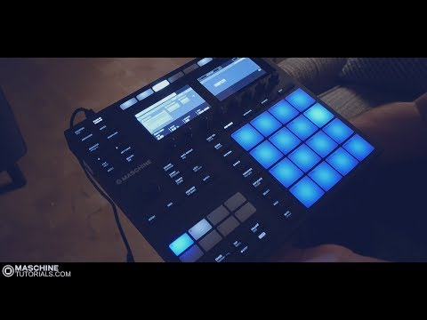 Native Instruments Maschine MK3 First Look + Interview With Product Manager