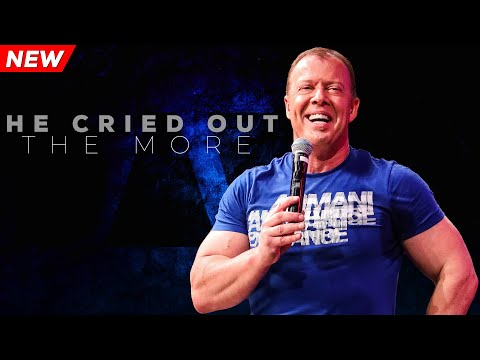 He Cried Out The More | Pastor At Boshoff | 10 November 2019 PM