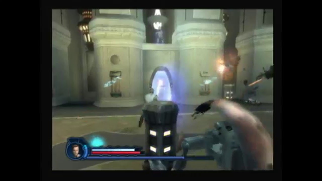 Star Wars Revenge Of The Sith Ps2 Walkthrough Attack Of The Clones 2 2 Youtube