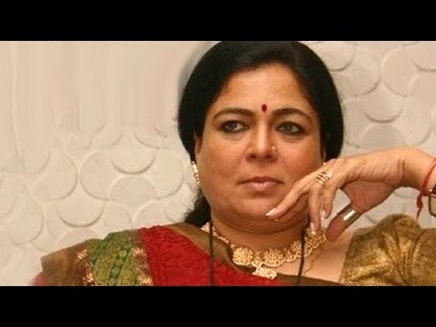Reema Lagoo Attends Bilasa Film Festival & Screening Of Movie  Khan Gali