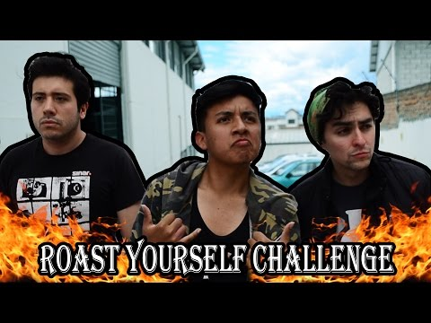 Roast Yourself Challenge ft Enchufetv | Smith Benavides