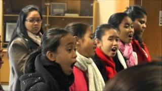 Loboc Children's Choir New Zealand Tour 2015 (Day 14 )