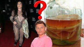 Павел Воля оскорбительно назвал Лолиту Милявскую – обрюзглым чайным грибом