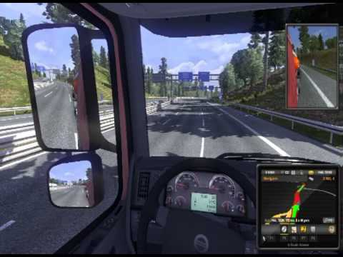 euro truck simulator 2 korm ny be ll t s youtube. Black Bedroom Furniture Sets. Home Design Ideas