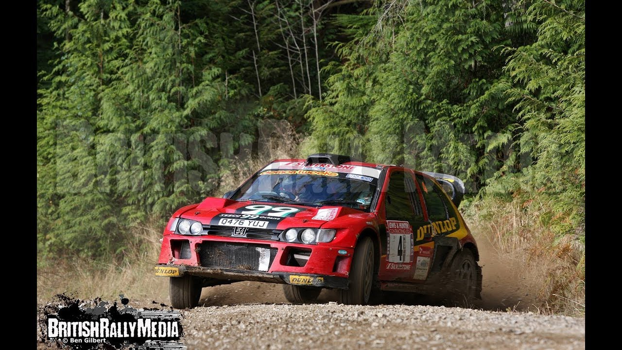 Hermanos porcelana Venta anticipada  Andy Burton - Peugeot Cosworth 2003-2005 Season Highlights - YouTube